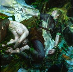 Donato Giancola: Eric Bright Eyes