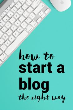 Want to start a blog? Check out this series on how to start a blog, the right way. Covers the basics of setting up a WordPress blog + what you need to do to be a pro blogger and get followers and traffic to your blog.
