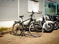 Sommer treffen #bicycle #hannover #harleydavidson #deutschland #niedersachsen #sunday #april #2016