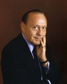 Jack Benny, born Benjamin Kubelsky.  Comedian, vaudevillian, actor, and violinist
