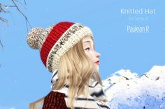 Roots Knitted Hat at Paulean R via Sims 4 Updates