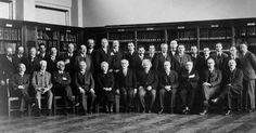 Solvay Conference 1930