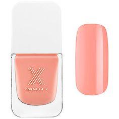 Formula X For Sephora - The Cut – Spring 2014 - Alive - opaque peach pink #sephora