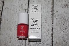 Formula X nail polish Power source