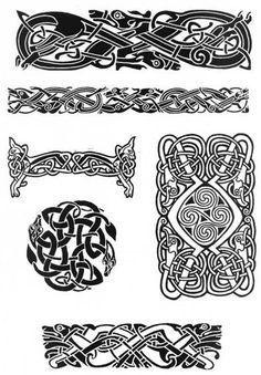 Likes Tattoo Girl Celtic Art Tattoos Gallery Celtic Tribal, Celtic Art, Samoan Tribal, Filipino Tribal, Celtic Dragon, Viking Designs, Celtic Designs, Bild Tattoos, Body Art Tattoos
