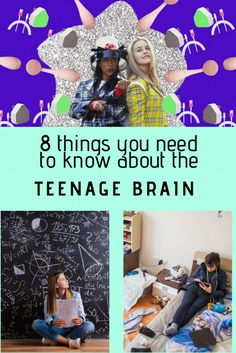 Eight things to know about your teenager's brain and why they think/act the way they do. #parenting #teenagers Toddler Behavior, Toddler Discipline, Parenting Teenagers, Parenting Advice, Attachment Parenting Quotes, Shy People Problems, Teenage Brain, Potty Training Girls, Parenting Done Right