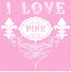 Pretty-N-Pink makes me happy ♡Love it's Love♡ Pink Love, Pink Color, Pretty In Pink, Pink And Green, Pink Purple, Blush Pink, Perfect Pink, Pink Quotes, I Believe In Pink