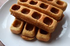 Eggless Whole Wheat Pancakes (or Waffles)