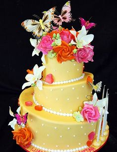 beautiful birthday and wedding cakes beautiful birthday cake bouquets of flowers birthday 11204