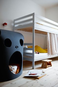 Stockholm : Artistes Suédés / La maison de Jennie et Christopher, créateurs de la marque Our Children's Gorilla.