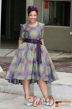 5 place to get ready made African Fashion for Heritage day African Dresses For Women, African Attire, African Wear, African Fashion Dresses, African Women, African Print Clothing, African Print Dresses, African Print Fashion, African Traditional Dresses