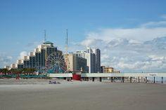 Pier, Daytona Beach, FL, February, 2014