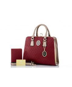 Tas Branded AIGNER XAIG45A-RED Merek Berkualitas AIGNER Supplier Tas Import  Murah Berkualitas Ready Stock Bags Import Korea Melayani Dropship Fashions  Bags ... 76afe22980