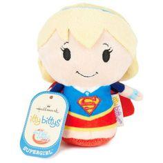 itty bittys® DC SUPER HERO GIRLS™ SUPERGIRL™ Stuffed Animal