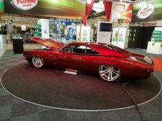 1968 Charger with a Twin-Turbo V10