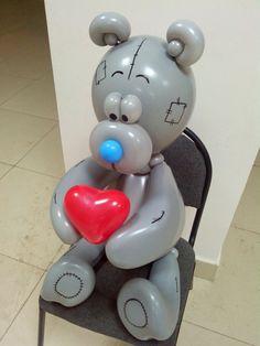 Добрый день участникам клуба! Сделала такого мишку, благодаря всем вашим советам и работам в этой технике,хочу наделать таких побольше ко Дню св.Валентина, как думаете, будет спрос? И еще, помогите советом, во сколько оценить такого медведя (можно в личку)...