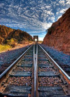 Leading Tracks by Michael Wilson, via 500px