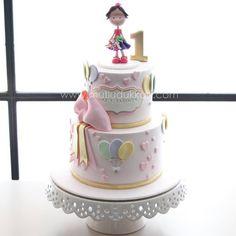 GIRLY GIRLY CAKE