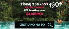 Prišla som na spôsob, ako môžeš na každom bookingu ubytovania na svete cez booking.com ušetriť až 50% ceny. Prečítaj si ako na to v článku