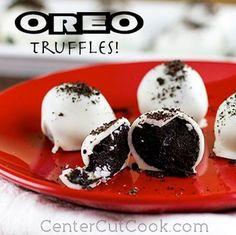 Oreo Truffles   Community Post: 17 Delicious Recipes That Take Oreos To The Next Level