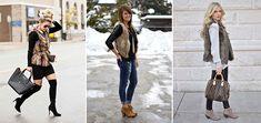 Fur vest: Γούνινο γιλέκο: Πως να το φορέσετε σε κάθε περίσταση   AllAboutBeauty
