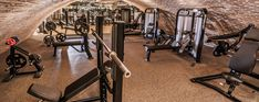 Life Fitness Signature Series in Nuffield Club