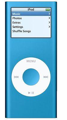 Apple iPod nano 2G 4 GB - Blue  http://mp3playerwarehouse.blogspot.com/2013/07/apple-ipod-nano-2g-4-gb-blue.html
