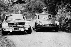 Monte carlo [anciennes photos inside] - Page : 195 - Photos - FORUM Sport Auto Citroen Ds, Monte Carlo, Peugeot, Automobile, 66 Mustang, Vintage Mustang, Rally Raid, Line Photo, Pony Car