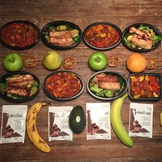 Try This 1200-1500 Calorie Vegetarian Meal Prep for 21 Day Fix | BeachbodyBlog.com