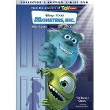 Monsters, Inc. (Two-Disc Collector's Edition) (DVD)By Billy Crystal