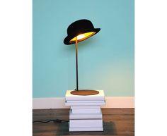 Lampe de table JEEVES Chapeau melon - Innermost