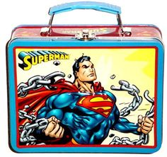 Geeky Vintage Lunchboxes - Remember those good old days when we all have a little lunch boxes? Well, those boxes just got better with these geeky vintage lunch boxes. Retro Lunch Boxes, Lunch Box Thermos, Tin Lunch Boxes, Metal Lunch Box, Ways To Eat Healthy, Healthy Lunches For Kids, Healthy Snacks, Healthy Options, Lunch Box Image