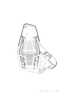 Галерея - Montforthaus в Фельдкирхе / HASCHER ЙЕЛЕ Архитектура + mitiska wäger architekten) в) в - 15