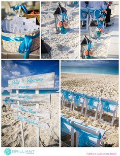 Beach Details: Grace Bay Club, Turks and Caicos Islands:  Brilliant Studios Photography