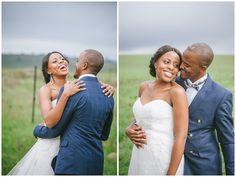 A Sophisticated Navy Blue and Coral Wedding #pureweddingblog #bridetobe #southafricanwedding #weddinginspiration #africanwedding