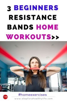 These three home workouts will get your glutes & legs working.For a strong butt legs, a resistance band is one of the most inexpensive, convenient pieces of workout equipment you can own.They're lightweight, versatile,and a lot less painful than a dumbbell if you happen to drop one on your foot.Try these great workouts for beginners at home,Resistance bands workouts for beginners,toned leg workouts, resistance bands, resistance bands workouts, firm glutes workouts with bands,10 minutes workout Toning Workouts, Easy Workouts, At Home Workouts, Toned Legs Workout, 10 Minute Workout, Resistance Band Exercises, Workout For Beginners, Burn Calories, Flat Belly