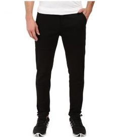 Publish Amado Premium Stretch Twill Jogger (Black) Men's Casual Pants