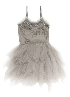 Tutu Du Monde - Wild and Free Tutu Dress in Smoke
