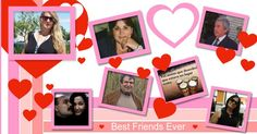 Quem estará entre seus melhores amigos, para sempre?