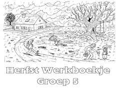 Herfst Werkboekje Groep 5
