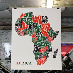 79 Best Africa Maps images | Africa map, Destinations, Maps