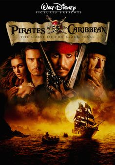 Pirates of the Caribbean: The Curse of the Black Pearl <3