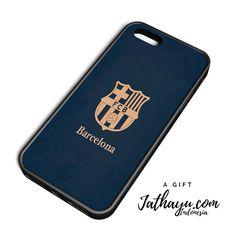 Custom case premium all iphone | FCB navy logo