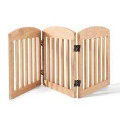 Indoor Dog Fence, Pet Gate, Pet Feeder, Grandin Road, Metal Drawers, Beach House Decor, Wood Construction, Pet Accessories, Engineered Wood