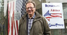 Larry Sanders, the older brother of Sen. Bernie Sanders (I-Vt.), who lives in the U.K., is taking a page from his brother's book and running for the parliamentary seat left empty by former Prime Minister David Cameron.And in keeping with family tradition, he will campaign on a platform to end social inequality and neoliberalism. The elder Sanders, who was chosen by the Green Party, opposes privatization of healthcare and, as a retired social worker, wants to highlight the impacts of…