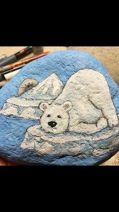Pebble Painting, Pebble Art, Stone Painting, Rock Painting Ideas Easy, Rock Painting Designs, Stone Crafts, Rock Crafts, Painted Rocks Kids, Painted Stones