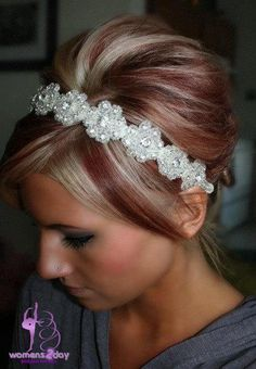 Summer hairstyles 2013 Summer short hairstyles for round face 2013