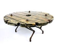 'Industry Reel' coffee table - MFEO