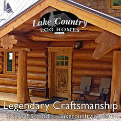 Start building your dream from nature. Located in British Columbia, Canada, Lake Country Log Homes your premier Log and Timber Frame home developer.