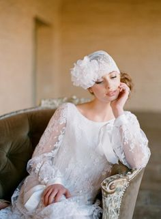 Fall Bridal Looks Captured By Elizabeth Messina